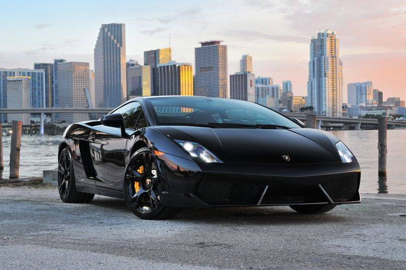 Hertz Exotic Car Rental: Luxury Car Rental: Hertz To Roll Out Lamborghini + Ferrari