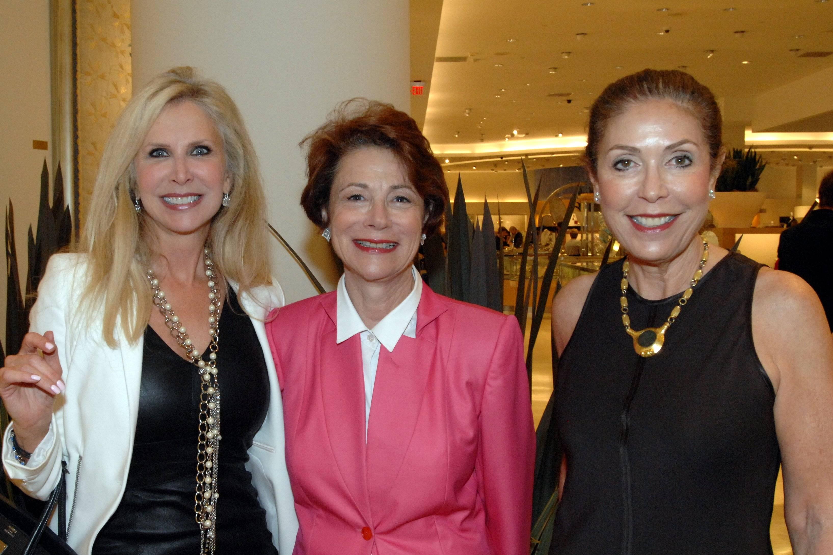 Donna Estes Antebi, Cathy Siegel Weiss, Terri Smooke