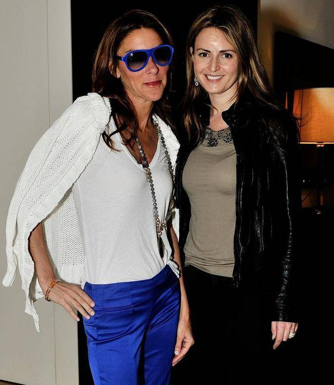 Dori Cooperman and Stacey Pashcow