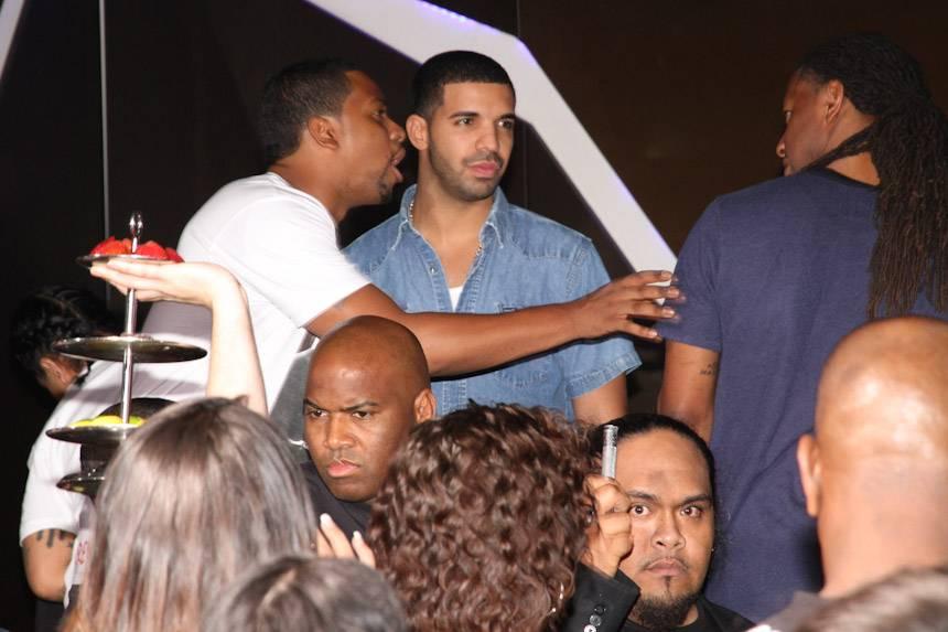 Drake1 at Revo