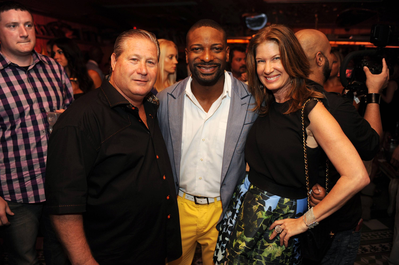 Gary Shear, DJ Irie, & Dana Shear
