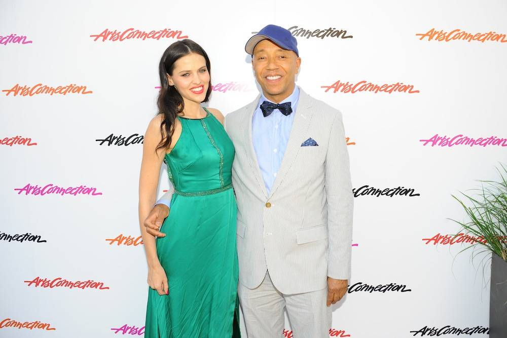 ArtsConnection 2013 Benefit Celebration Honoring Russell Simmons and Manuel Chinea of Popular Community Bank