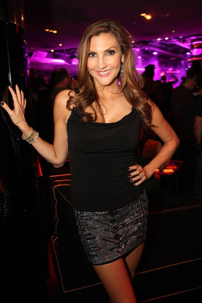 Heather McDonald from Chelsea Lately @ 1Oak-2 copy