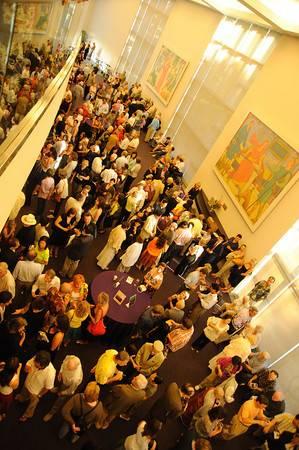Intermission at Lincoln Theater_Credit Vi Bottaro-M