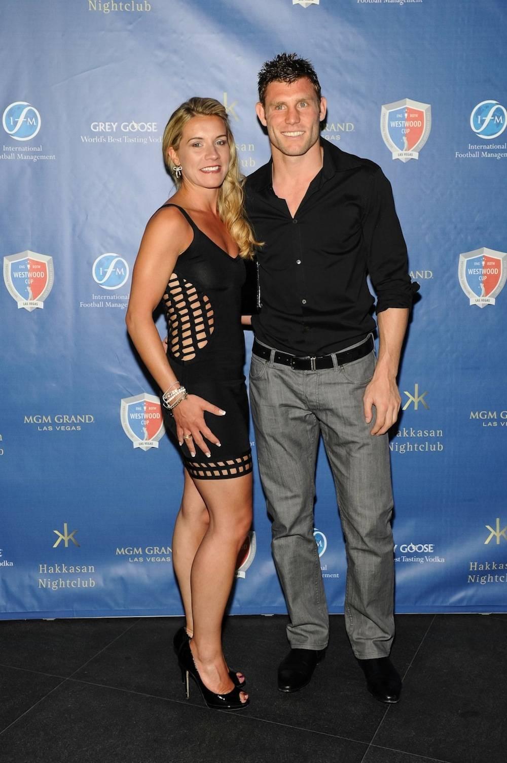 James and Amy Milner_Hakkasan LV