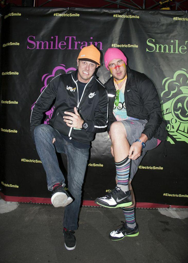 Joe and E.Run founder