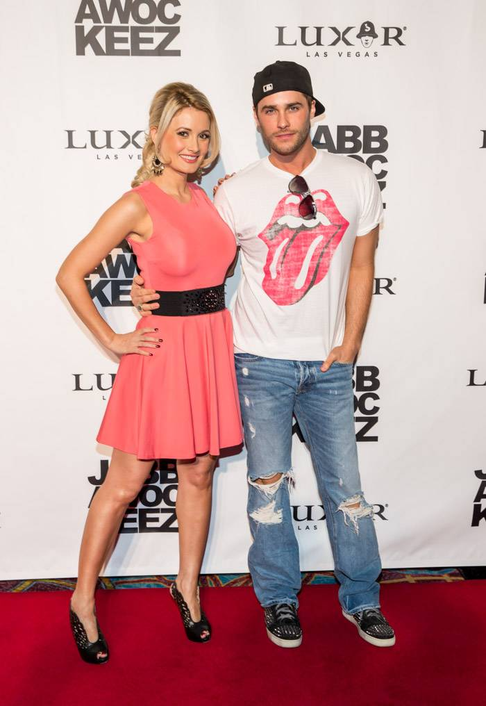 Josh Strickland and Holly Madison.jpg
