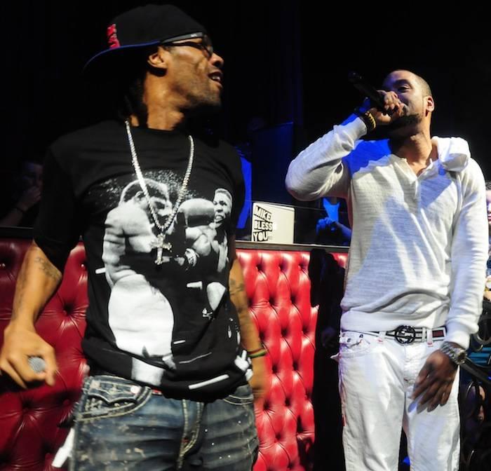 (L-R-Redman & Method Man)_performance 1_LAX Nightclub
