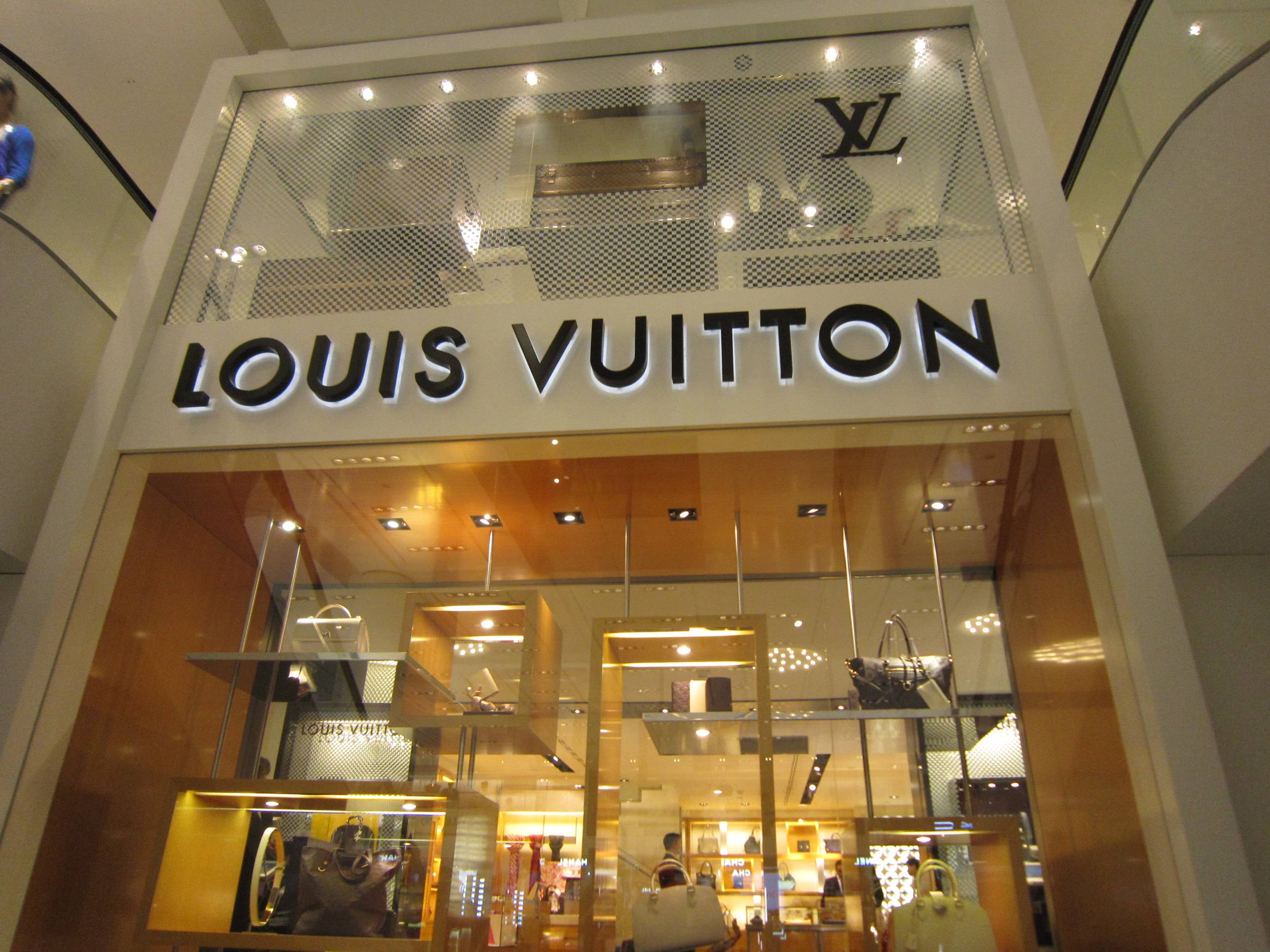 Louis Vuitton Forbes