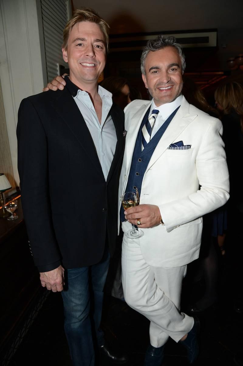 Michael Green and Martin Lawrence Bullard