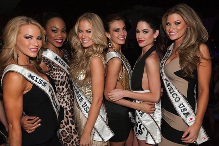 Miss USA 2013, Pure Nightclub