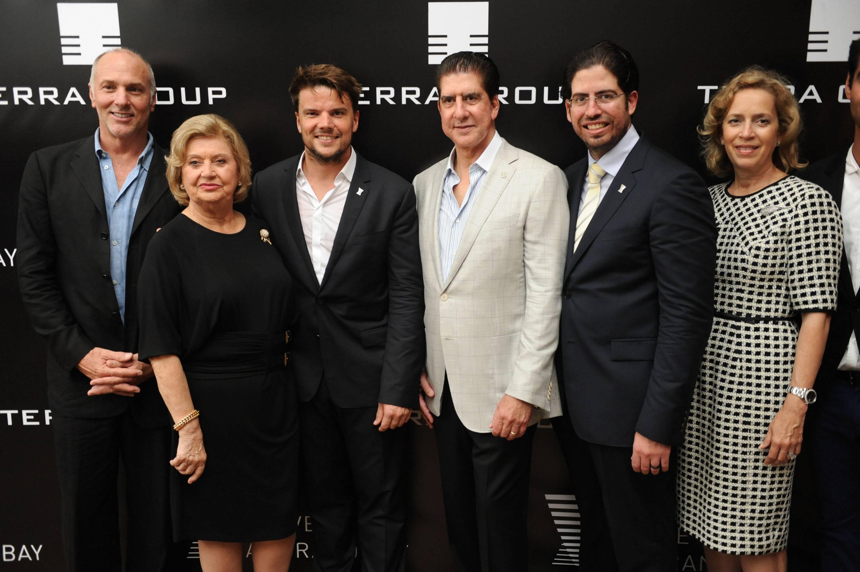 Raymond Jungles, Alicia Cervera, Bjarke Ingels, Pedro & David Martin, & Alicia Cervera