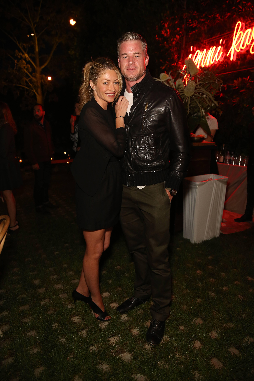 Rebecca Gayheart, Eric Dane