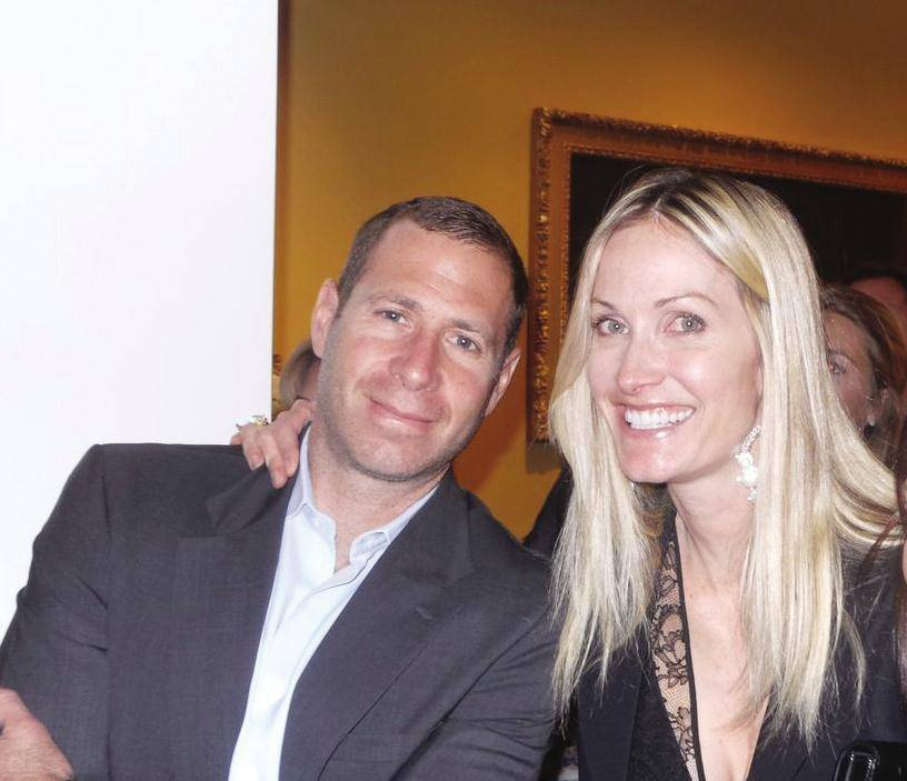 Richard Mack and Christine Mack