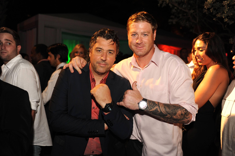 Rick De La Croix & Jeremy Shockey