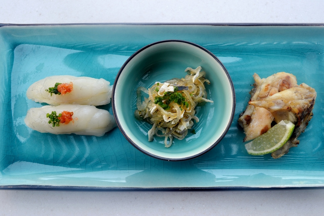 Tora Fugu made three ways