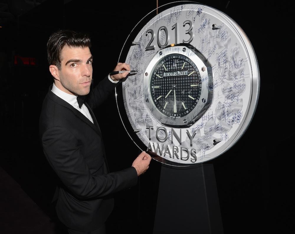 The 67th Annual Tony Awards  - Green Room