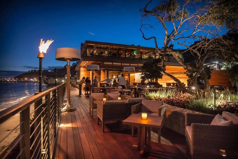 Upscale Mediterranean Eatery Nikita Opens Next Door to Nobu Malibu Today
