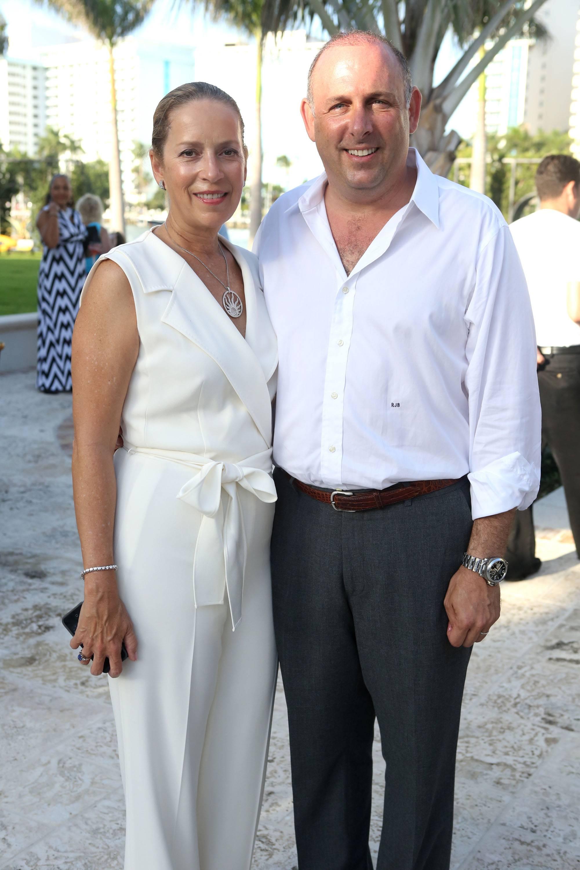 Alicia Cervera Lamadrid & Reid Boren