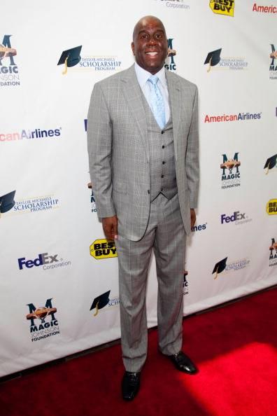Magic Johnson Foundation's Taylor Michaels Scholarship Program Brunch