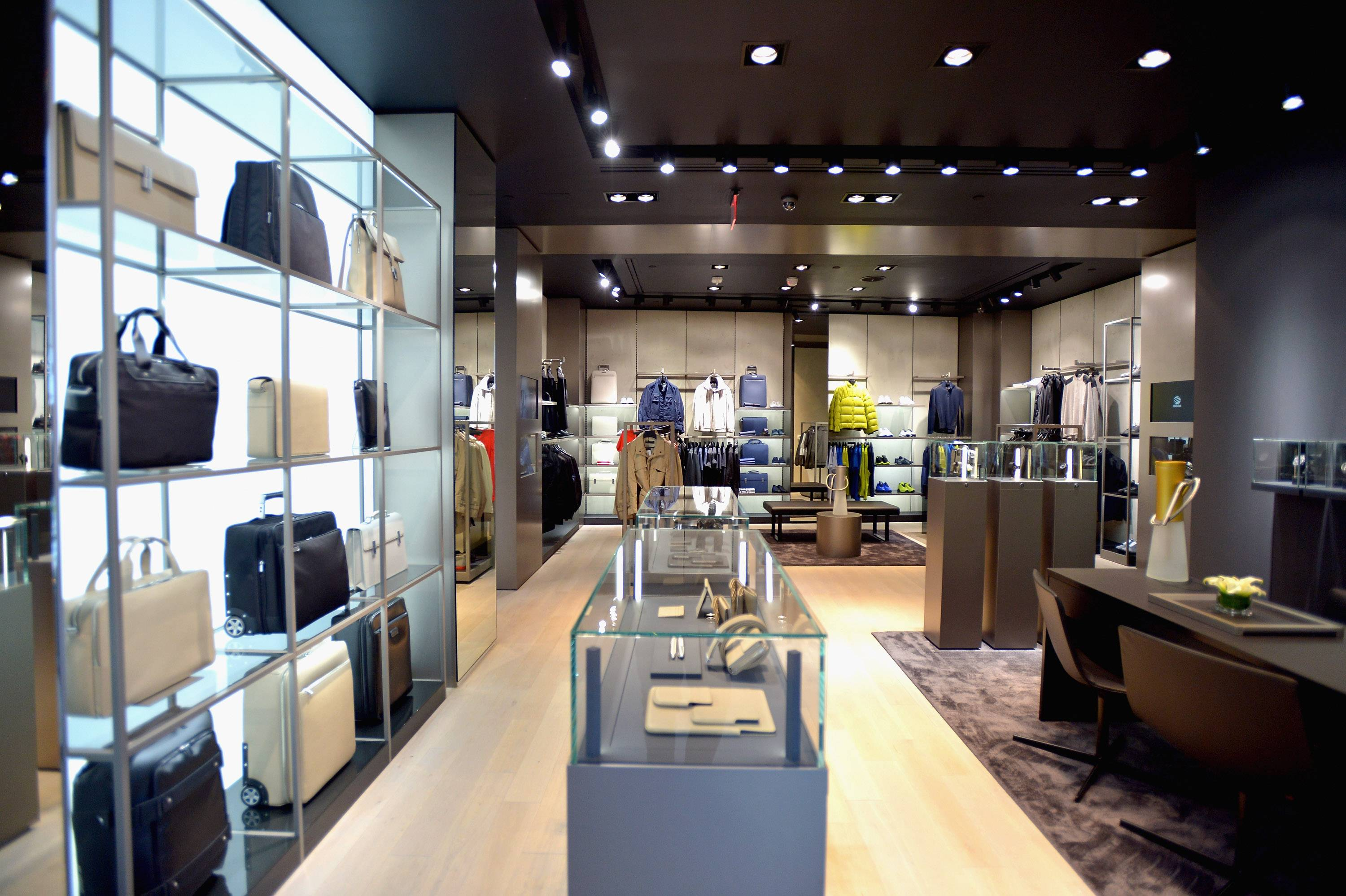Porsche Design And Vogue Re-Opening Event For Porsche Design Beverly Hills