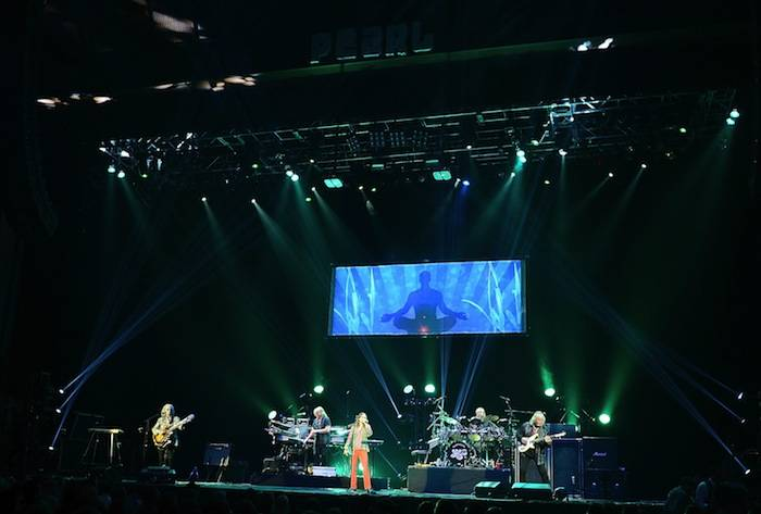 Rock Icons YES Perform Their Triple-Header Tour At The Pearl Inside Palms Casino Resort