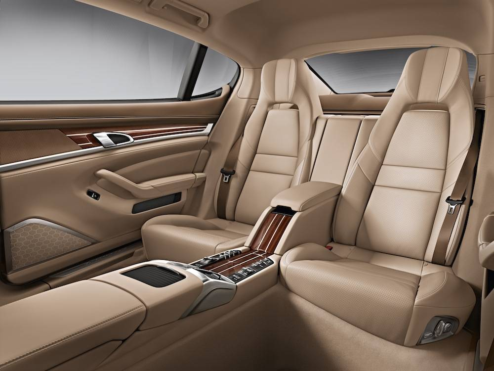 2014 Porsche Panamera Interior _1_