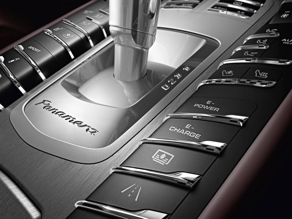 2014 Porsche Panamera Interior _3_
