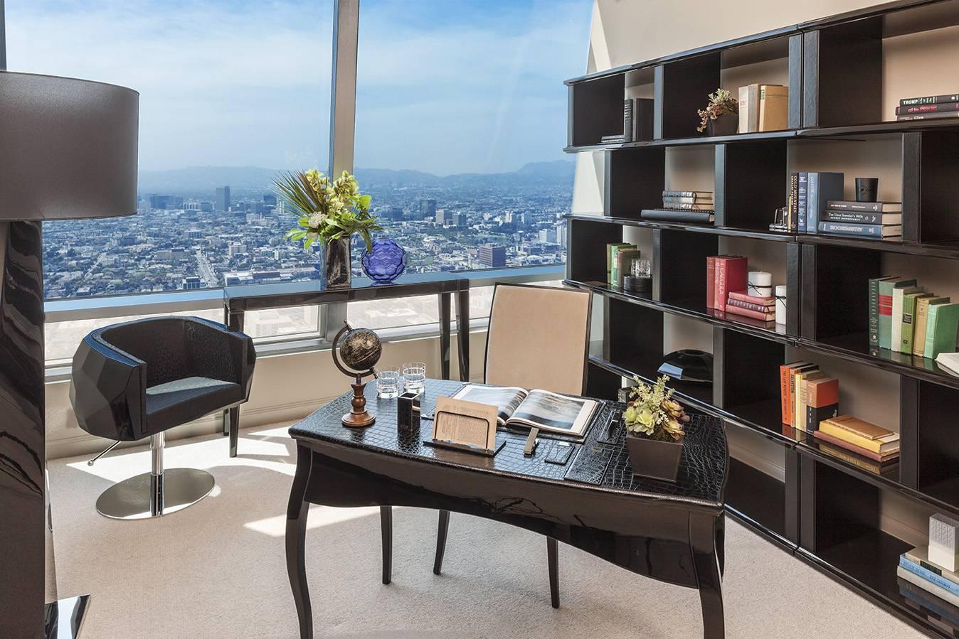 The Ritz-Carlton Residences Downtown Debut Fendi Casa Penthouse