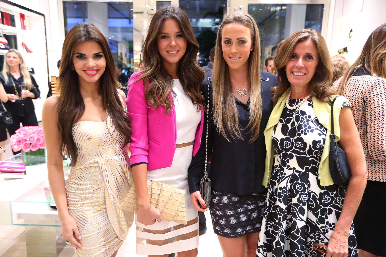 Damaris Aguiar, Manoela Corradi, Juliana Aragao, & Luciana Barreto