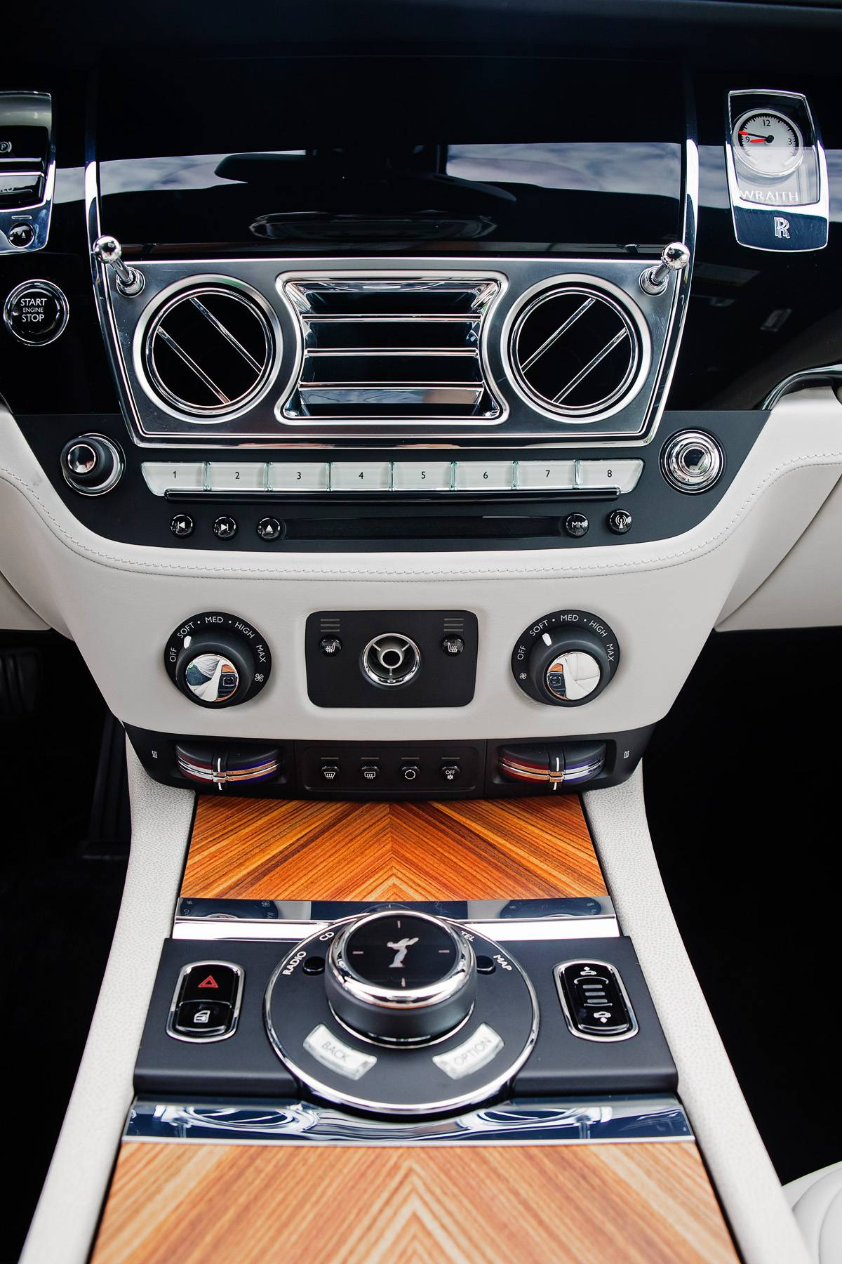 Rolls-Royce Motor Car Wraith