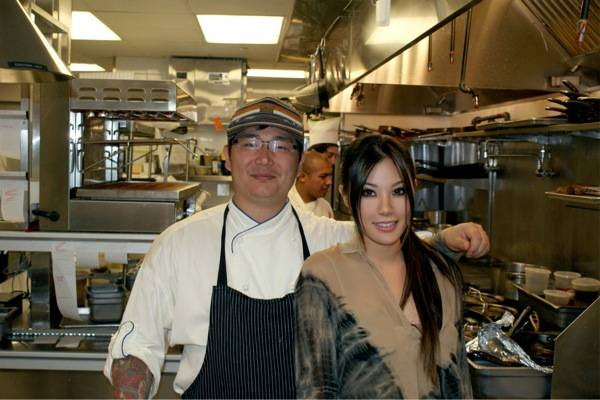 Chef Andy Choi