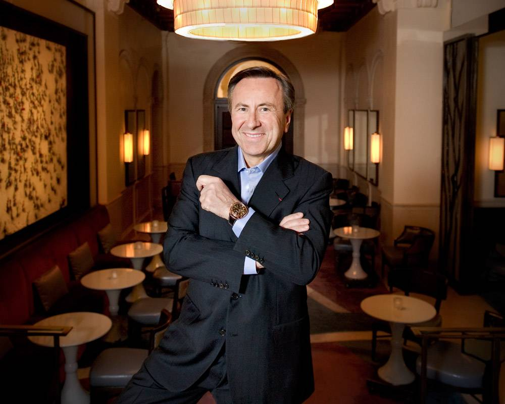 Daniel Boulud: The Return Of The King