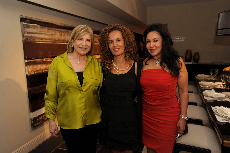 Daniela Pimenta, Ana Paula Barros, & Mirtha Arriaran