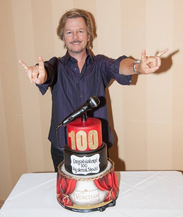 David Spade 100th Show at The Venetian Las Vegas