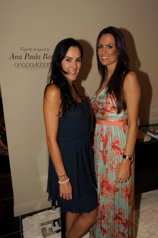 Flavia Antony & Mirelle Teixeira