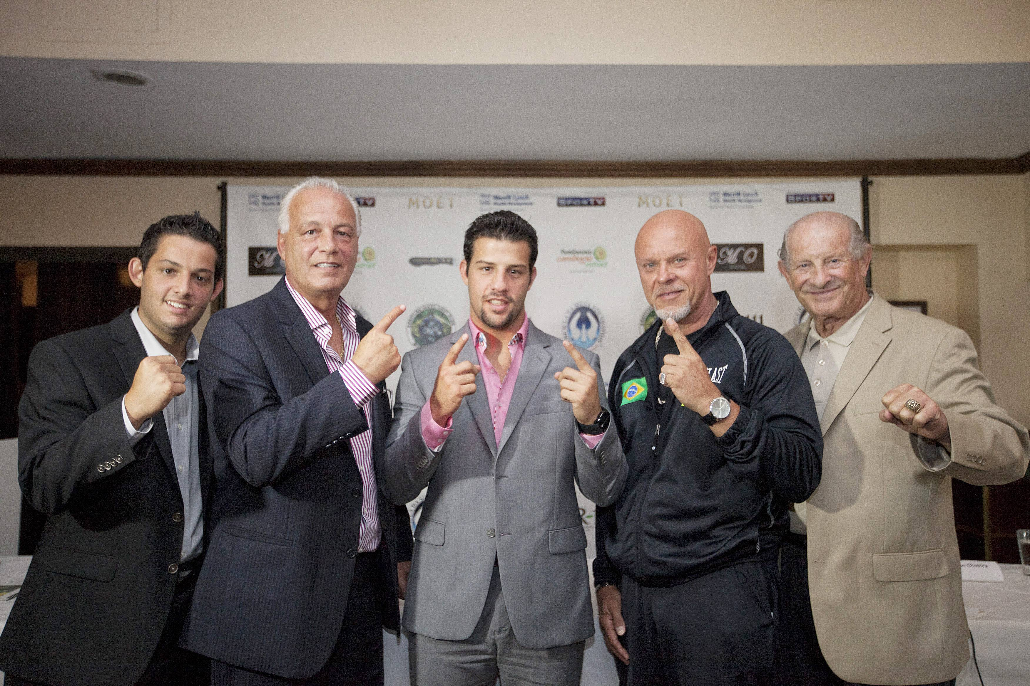 Michael Oliveira Press Conference