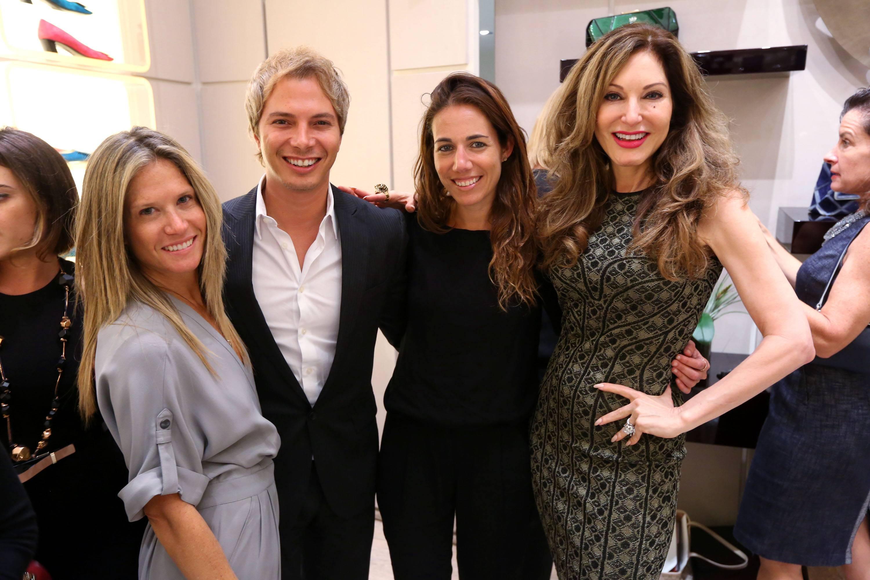 Melissa Katz, Nick D'Annunzio, Jamie Mark, & Tara Solomon