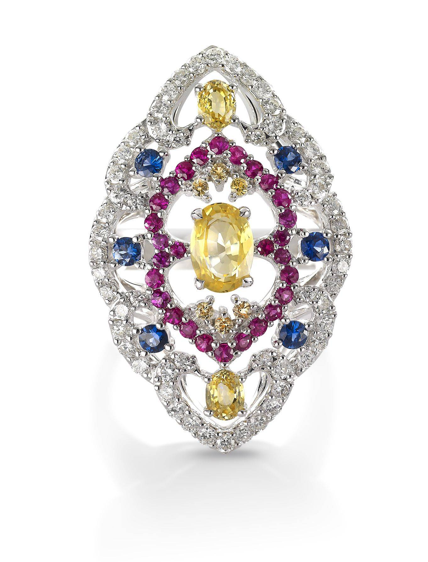 Mouawad Peacock Collection (1)
