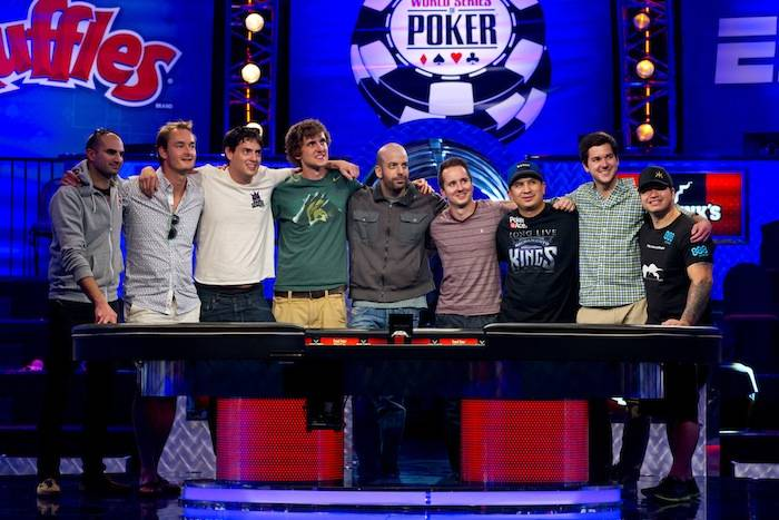 2013 World Series of Poker