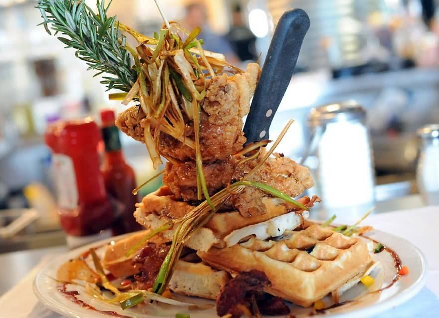 Sage-Fried-Chicken-Waffles