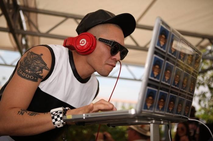 Taboo spins at Palms Pool (1)