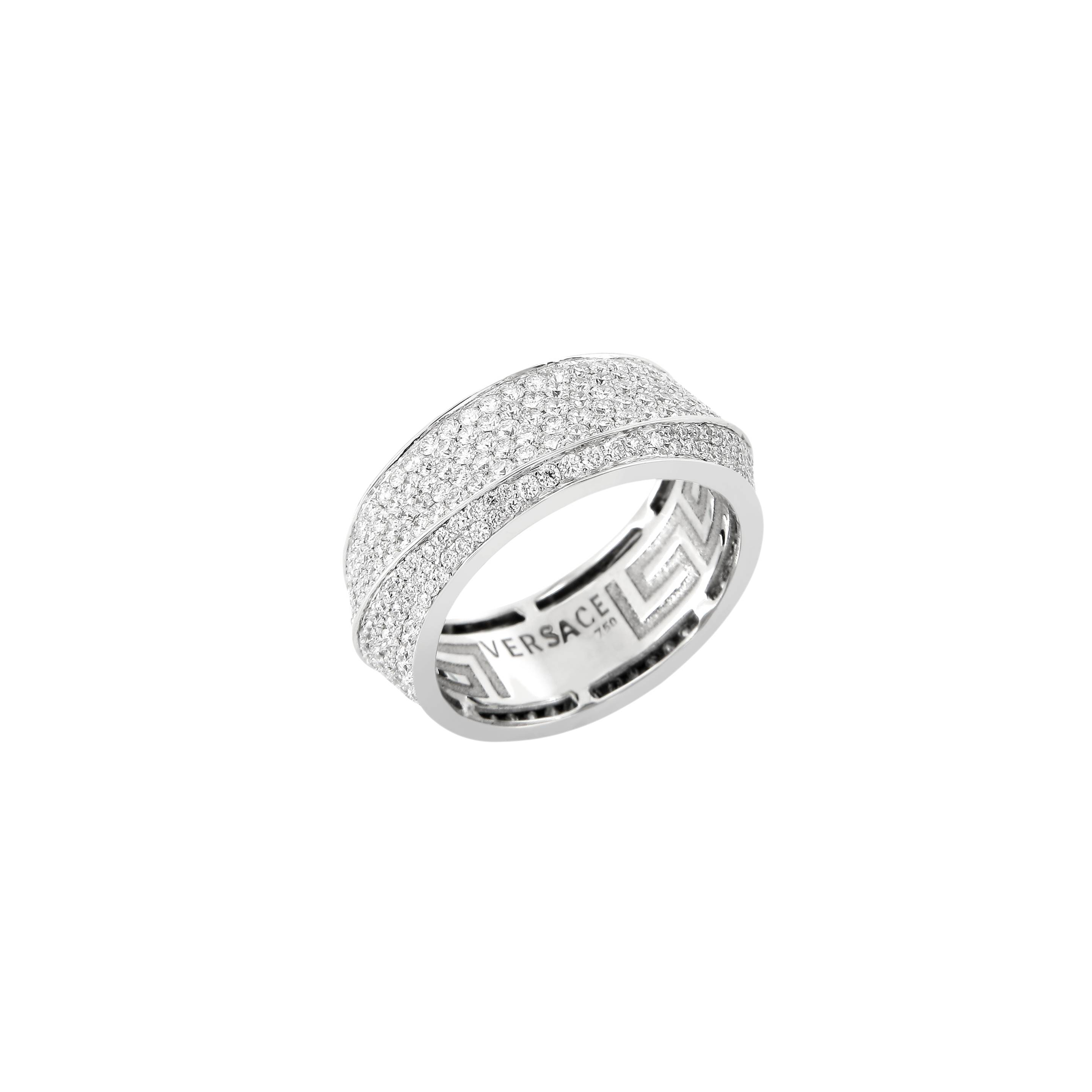 Versace twist ring – 110RWGDY13