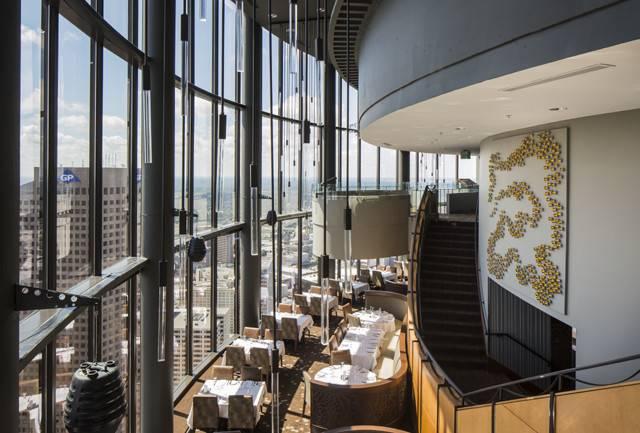 Million Dollar Makeover Sun Dial Restaurant And Lounge