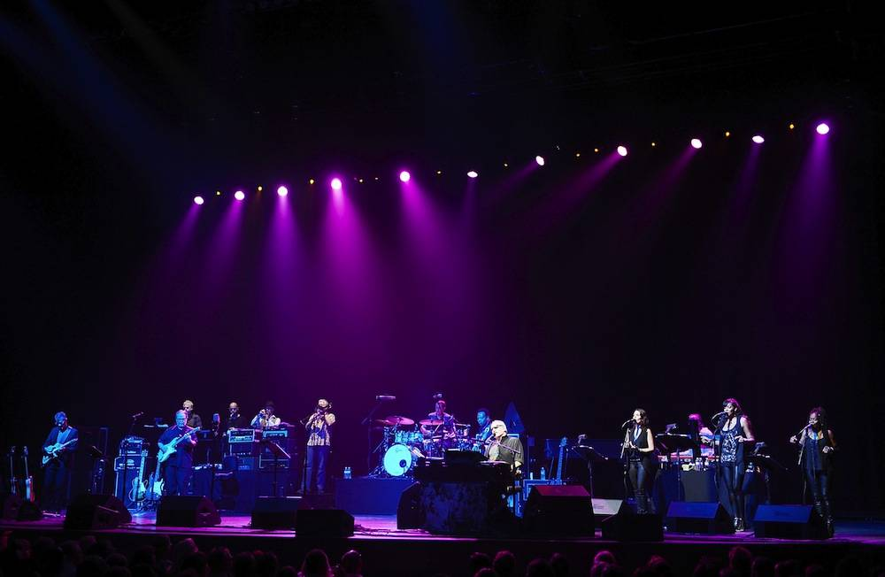 Steely Dan Performs Live At The Pearl Concert Theater Inside Palms Casino Resort