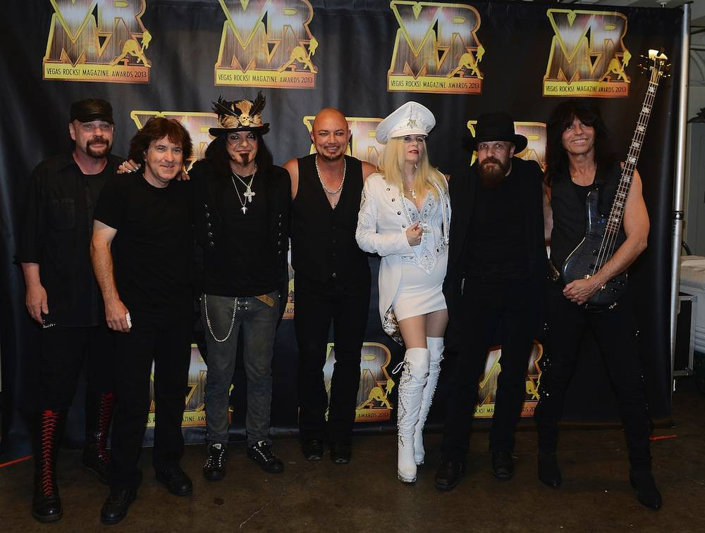 The Fourth Annual Vegas Rocks! Magazine Music Awards 2013