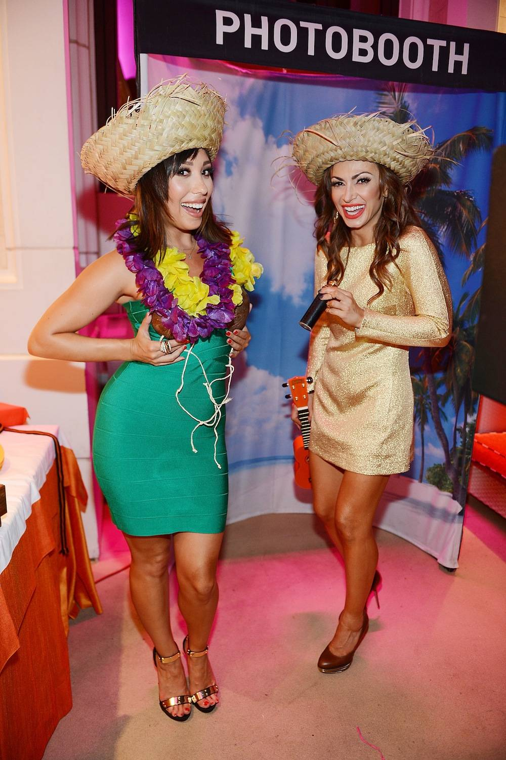 POM Wonderful Debuts Three New 100% Juice Blends With Cheryl Burke & Karina Smirnoff At The Encore Beach Club At Wynn Las Vegas