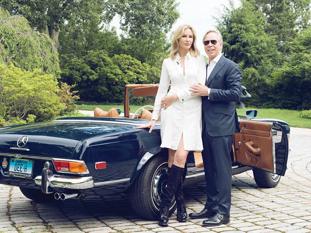 Dee And Tommy Hilfiger The Perfect Marriage A Designer