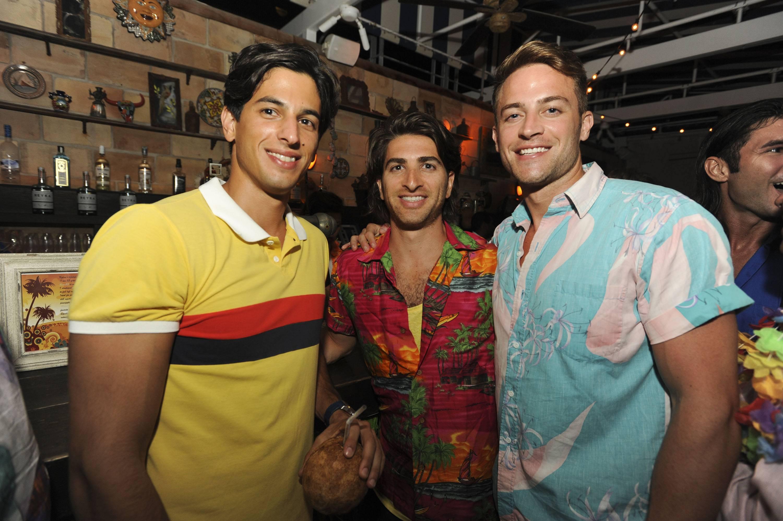 Ariel Burman, Brandon Bauman, & Mack Scott