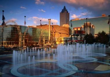 Centennial-Park-Fountain-Atlanta-Georgia-Desktop-Wallpaper